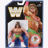 WWE Wresting Retro Action Figure Collection - Ultimate Warrior